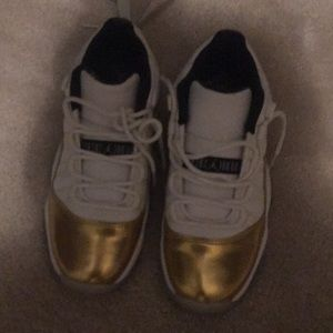 Jordan 11 closing ceremony